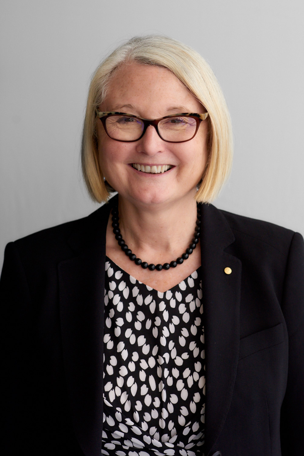 Board deputy chair Nancy Milne OAM